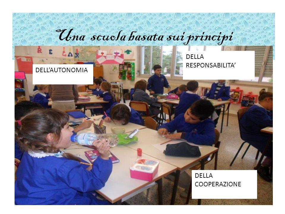 Una scuola basata sui principi