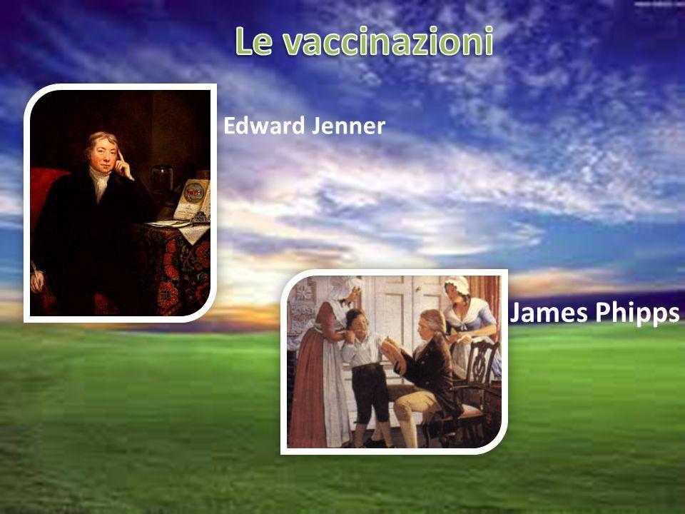 Le vaccinazioni Edward Jenner James Phipps