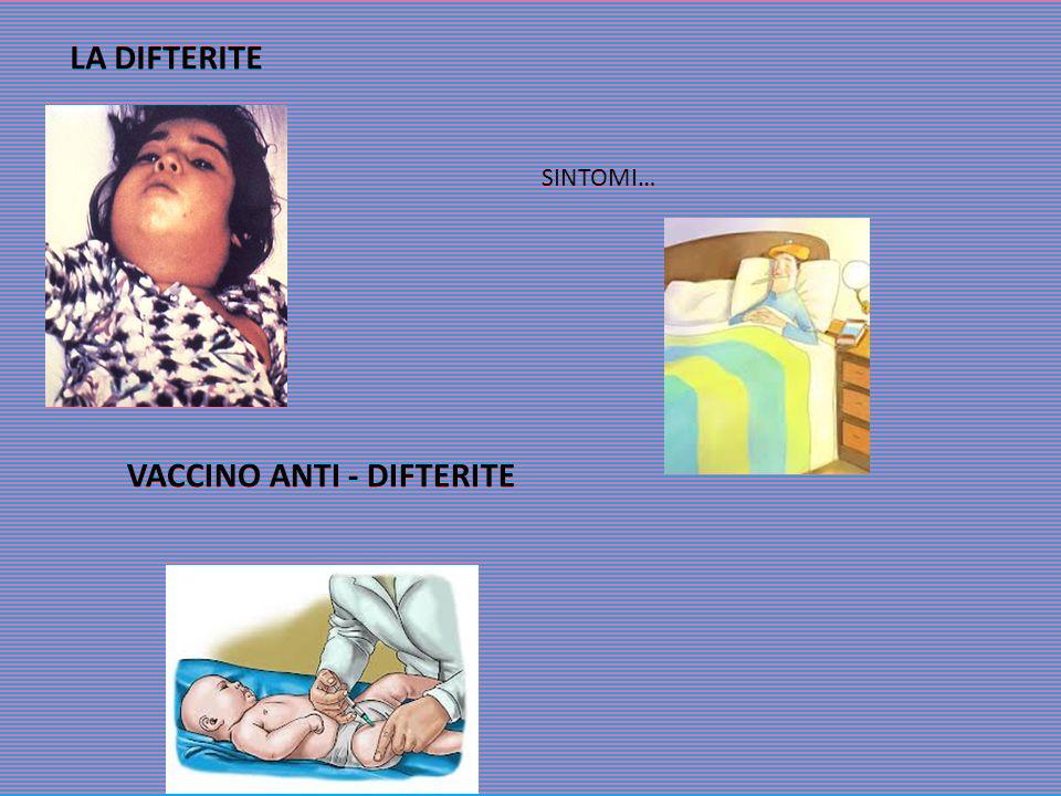 VACCINO ANTI - DIFTERITE