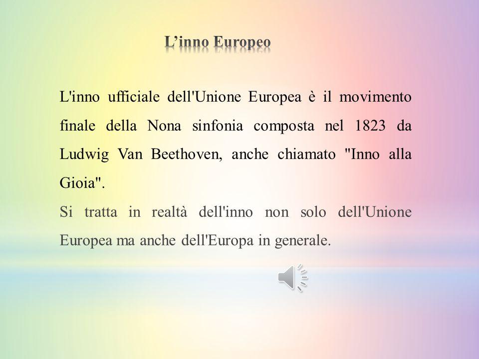 L'inno Europeo