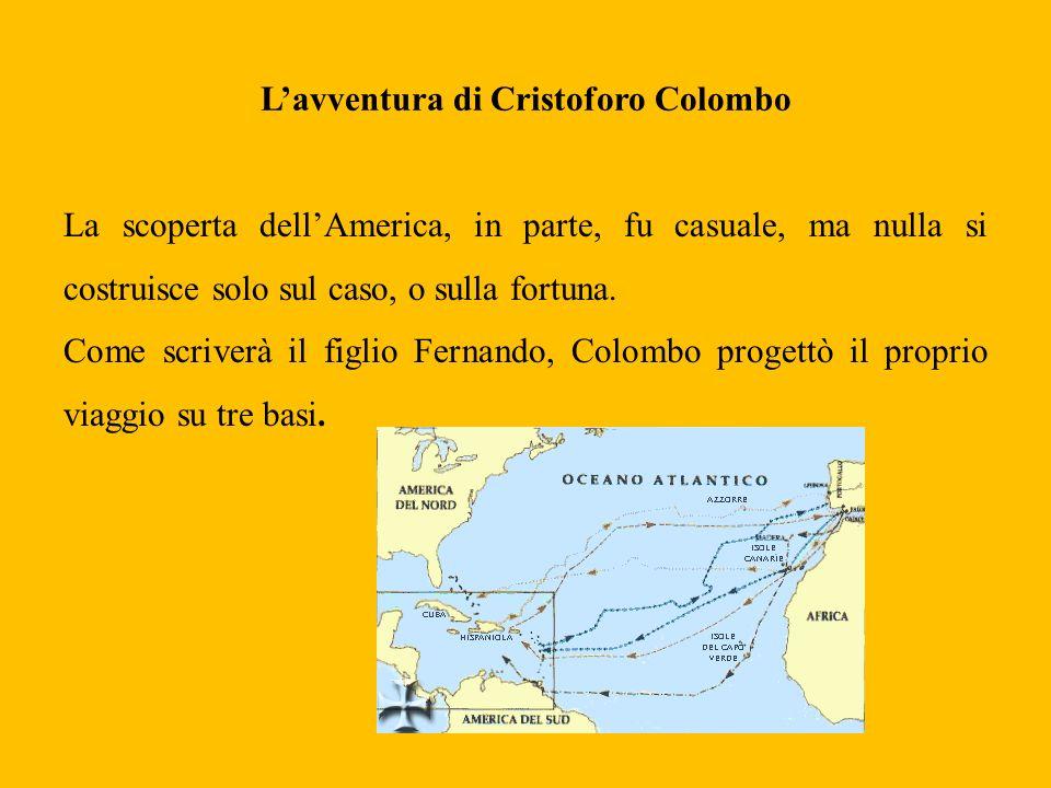 L'avventura di Cristoforo Colombo
