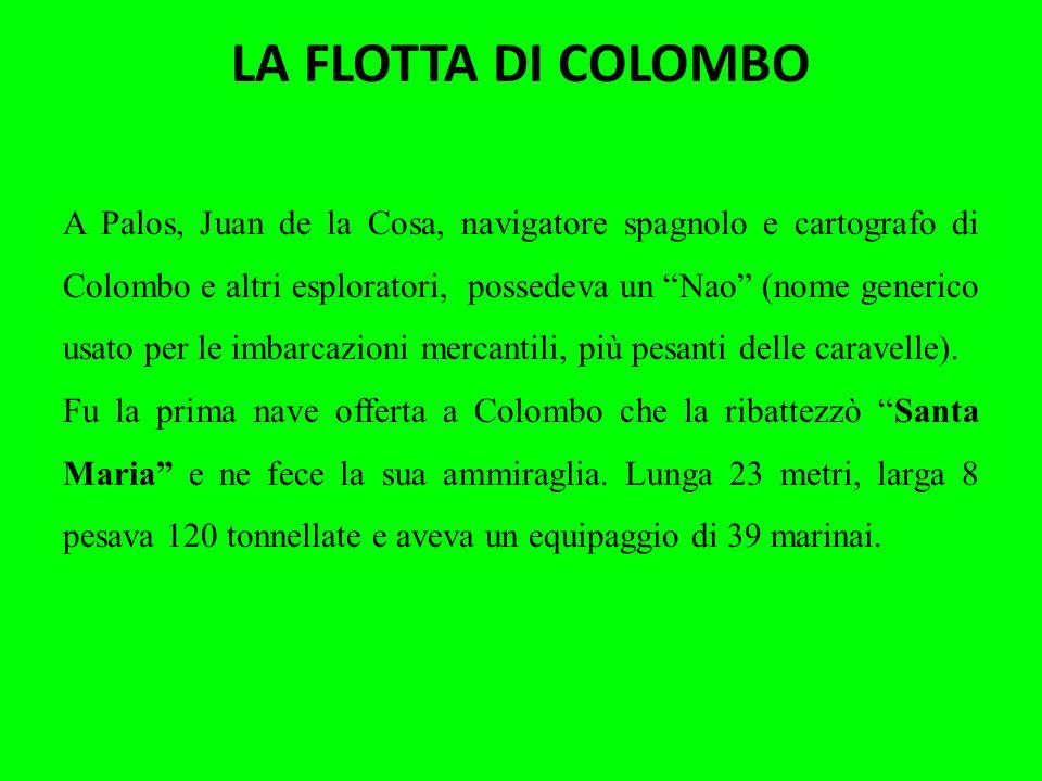 La Flotta di Colombo