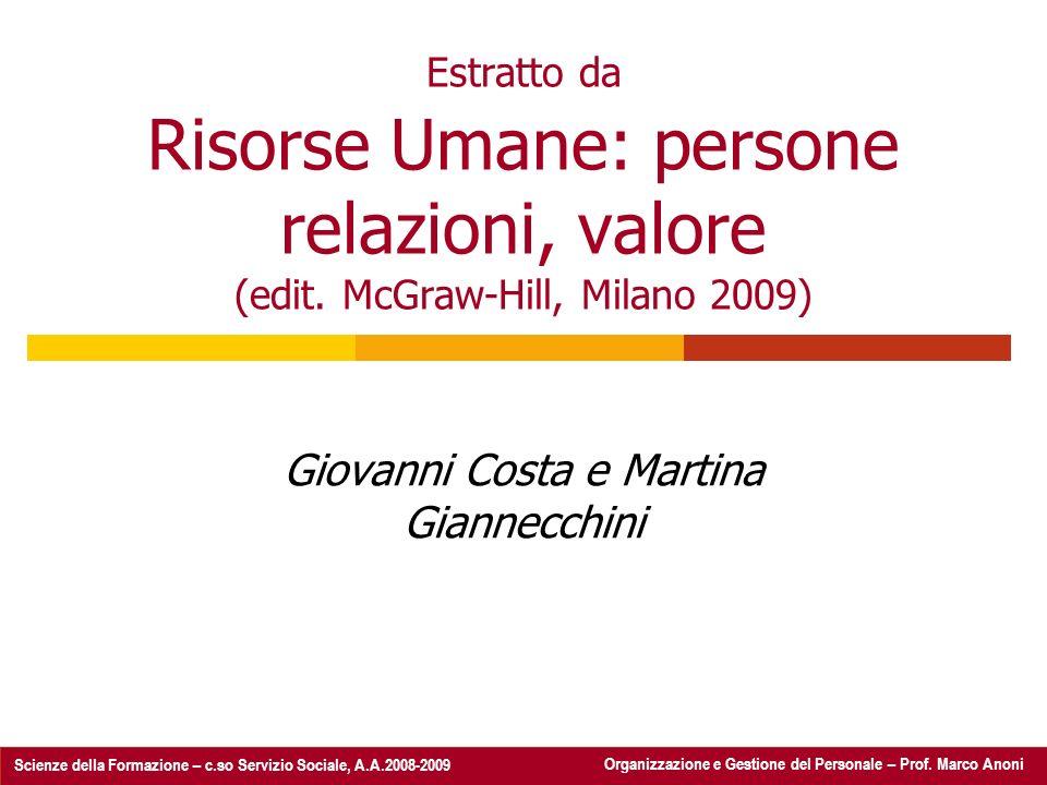 Giovanni Costa e Martina Giannecchini