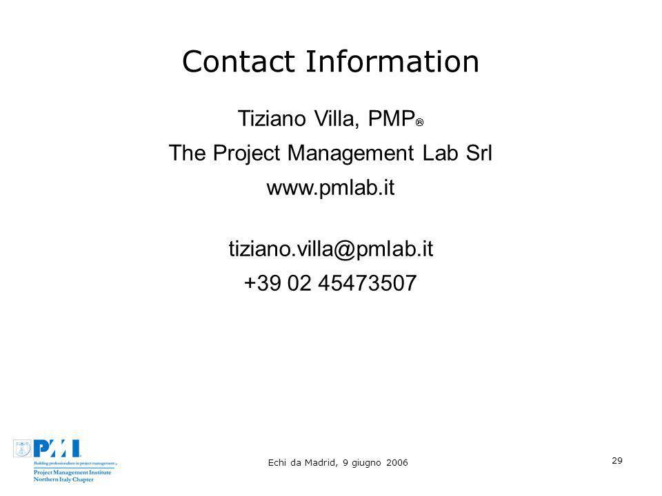 The Project Management Lab Srl