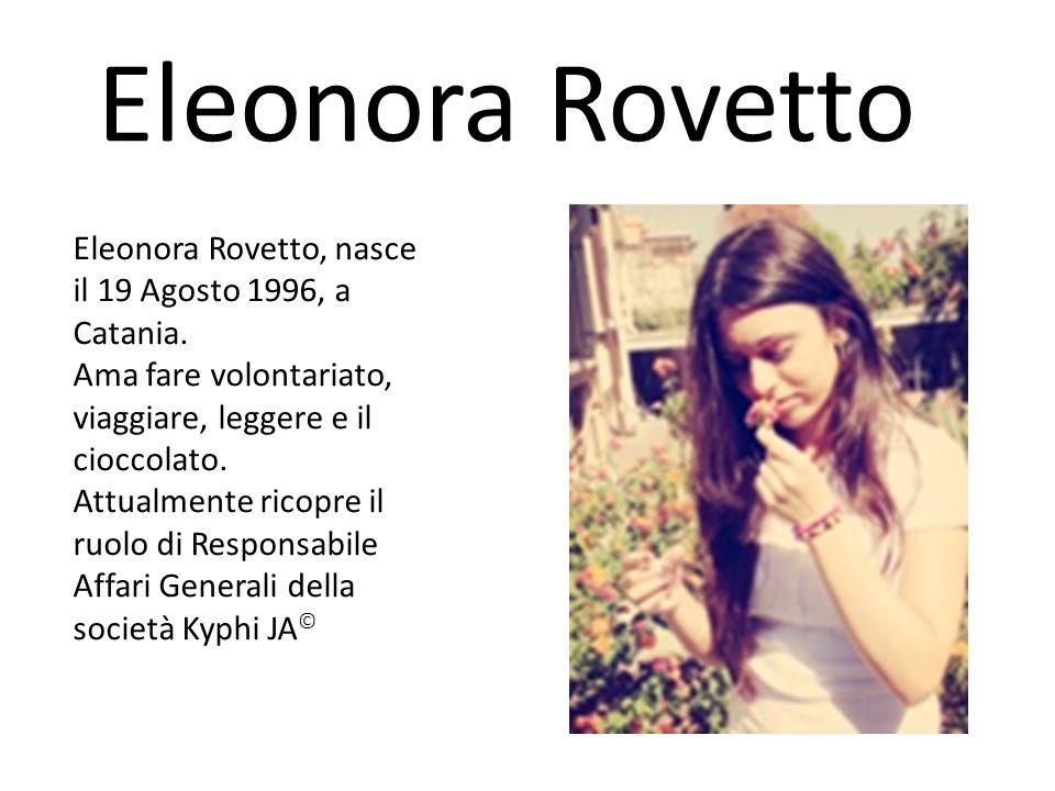 Eleonora Rovetto