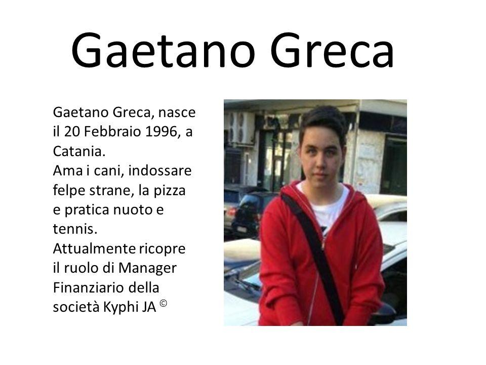 Gaetano Greca