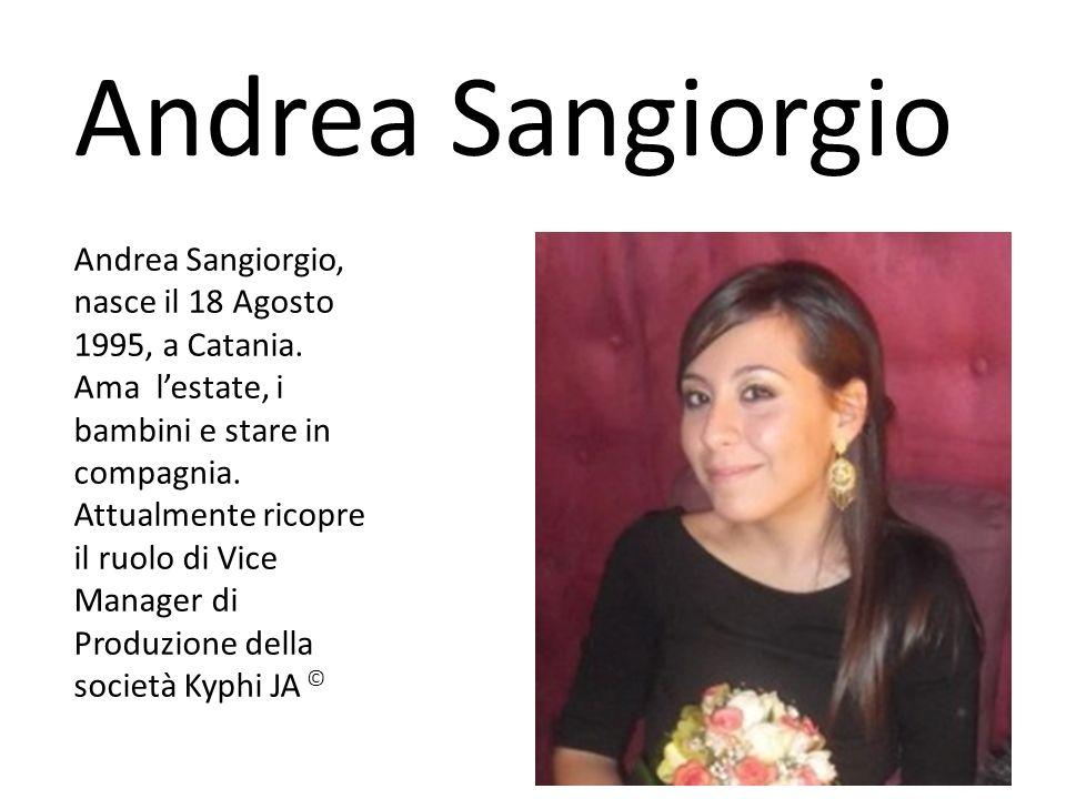Andrea Sangiorgio