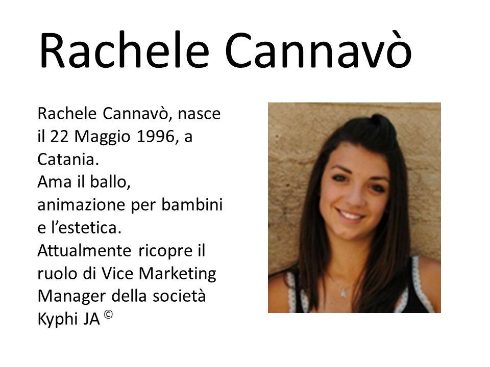 Rachele Cannavò