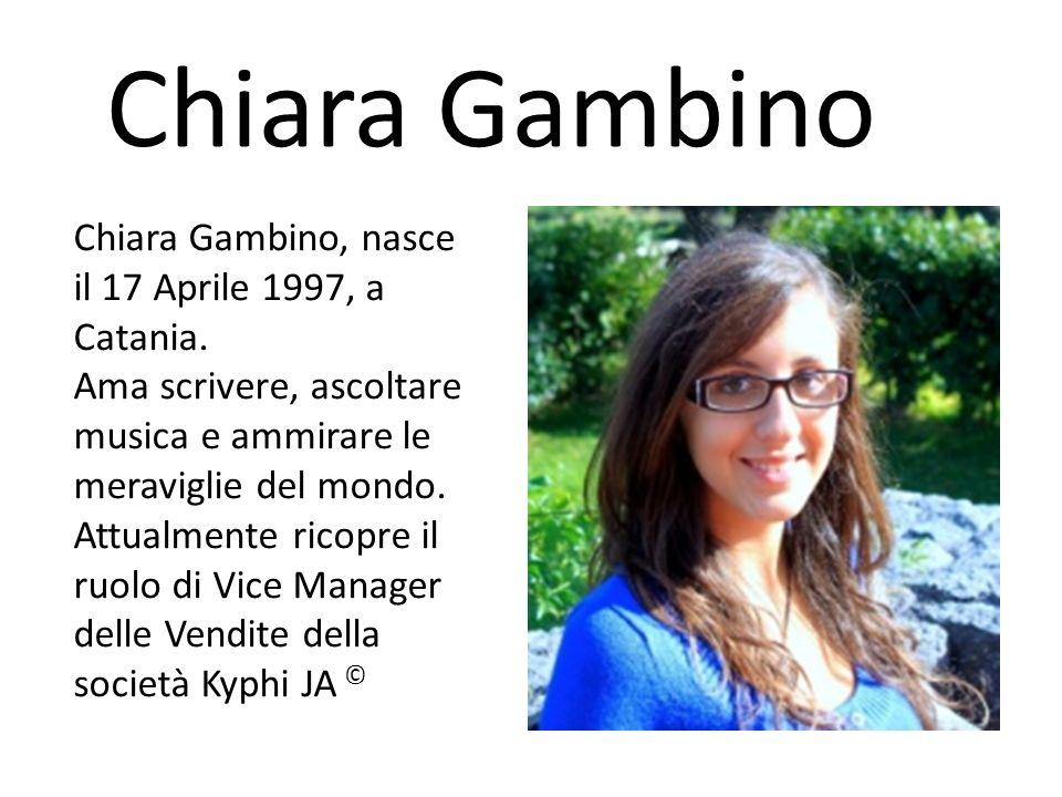 Chiara Gambino