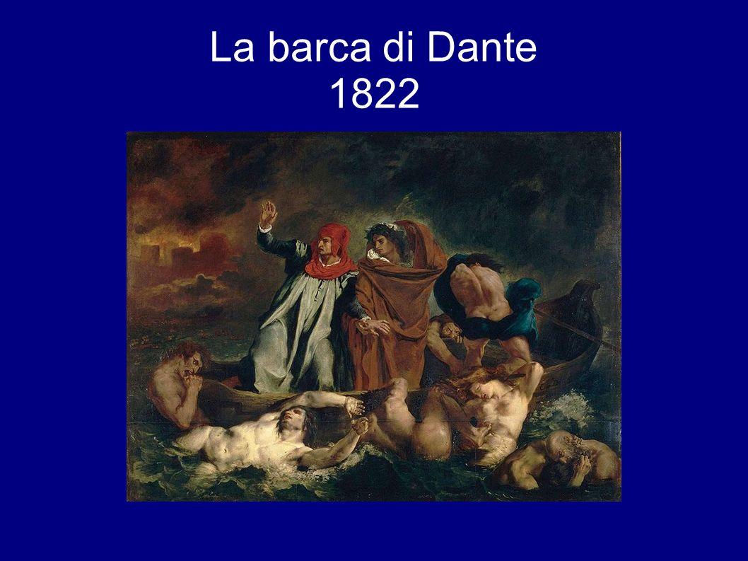 La barca di Dante 1822