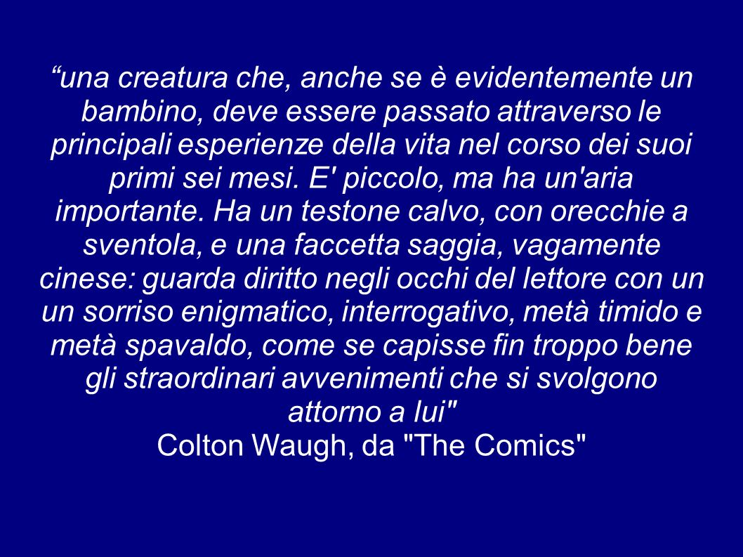 Colton Waugh, da The Comics