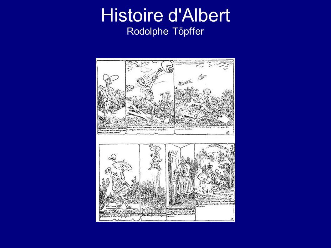 Histoire d Albert Rodolphe Töpffer