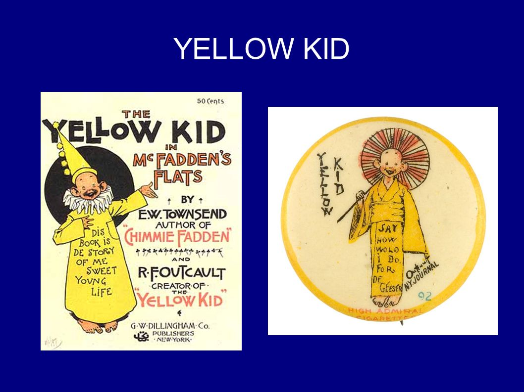 YELLOW KID