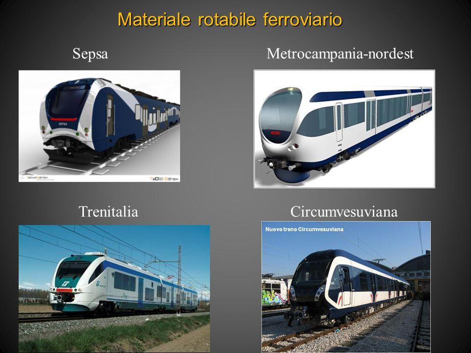 Materiale rotabile ferroviario