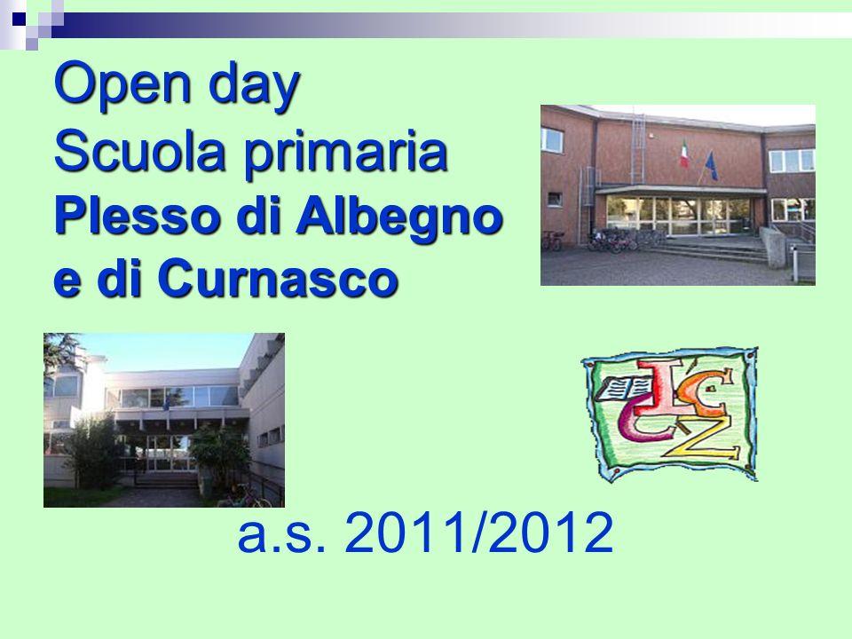 Open day Scuola primaria Plesso di Albegno e di Curnasco