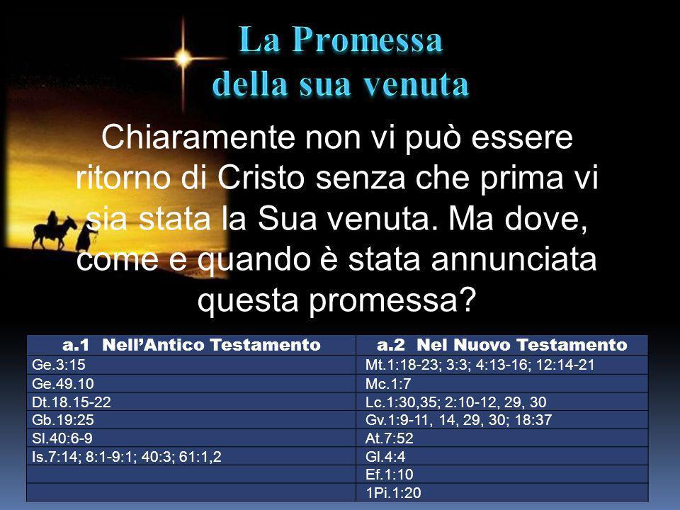 a.1 Nell'Antico Testamento