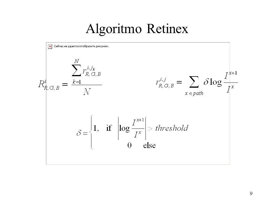 Algoritmo Retinex