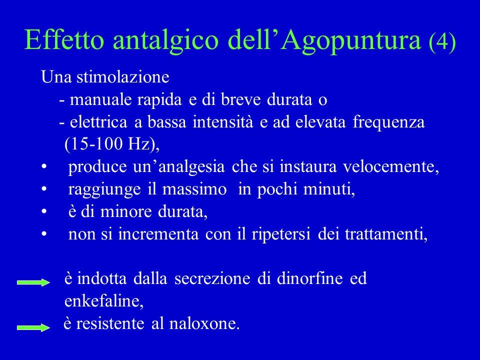 Effetto antalgico dell'Agopuntura (4)