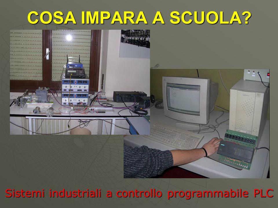 Sistemi industriali a controllo programmabile PLC