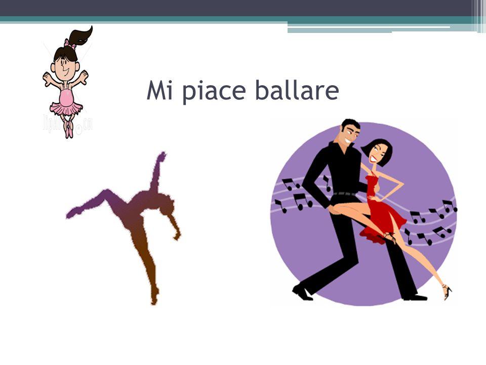 Mi piace ballare