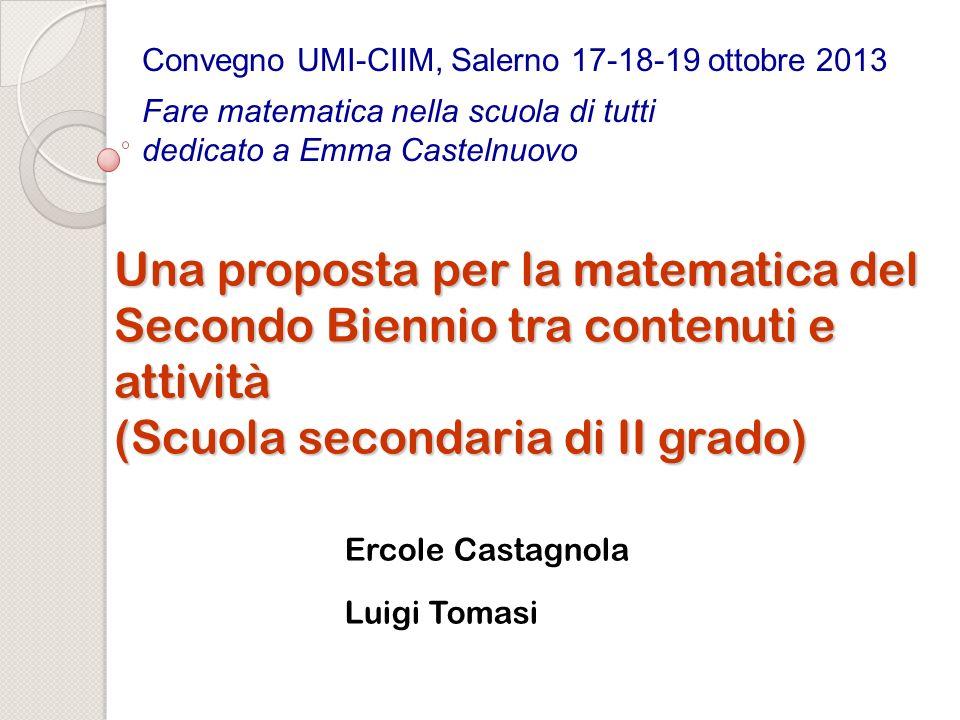 Ercole Castagnola Luigi Tomasi