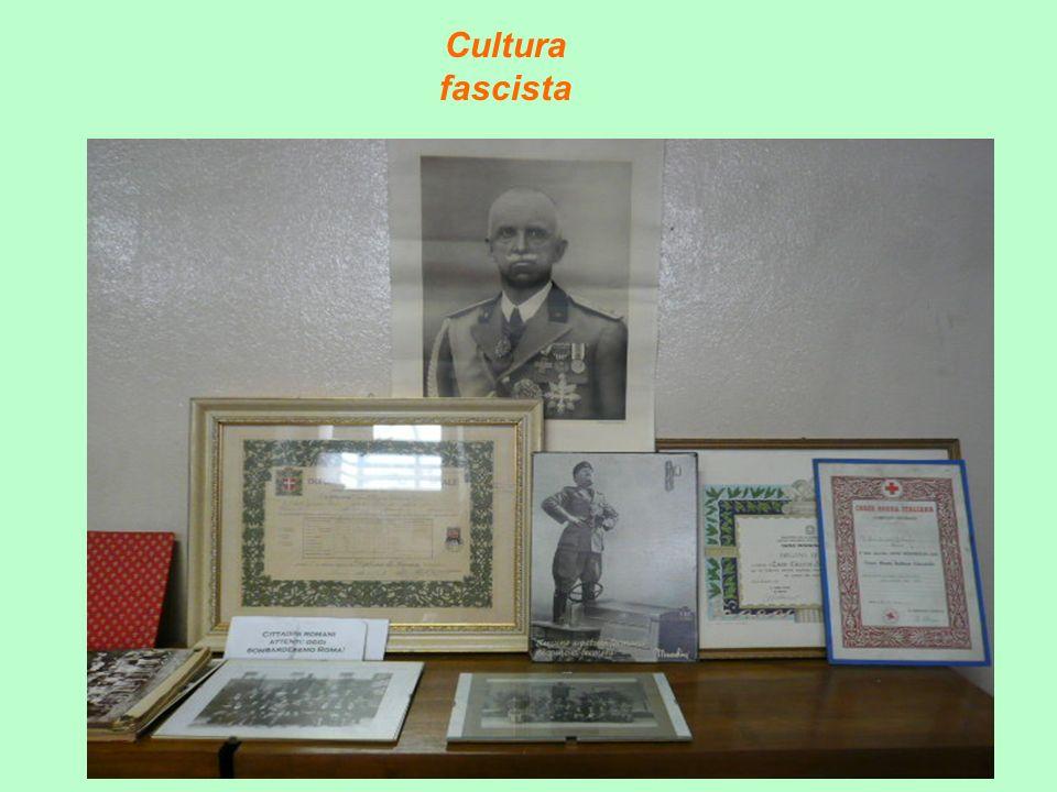 Cultura fascista
