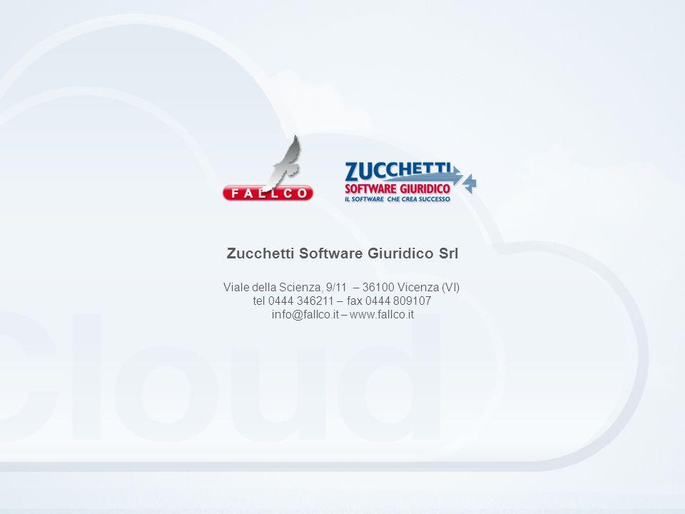 Zucchetti Software Giuridico Srl