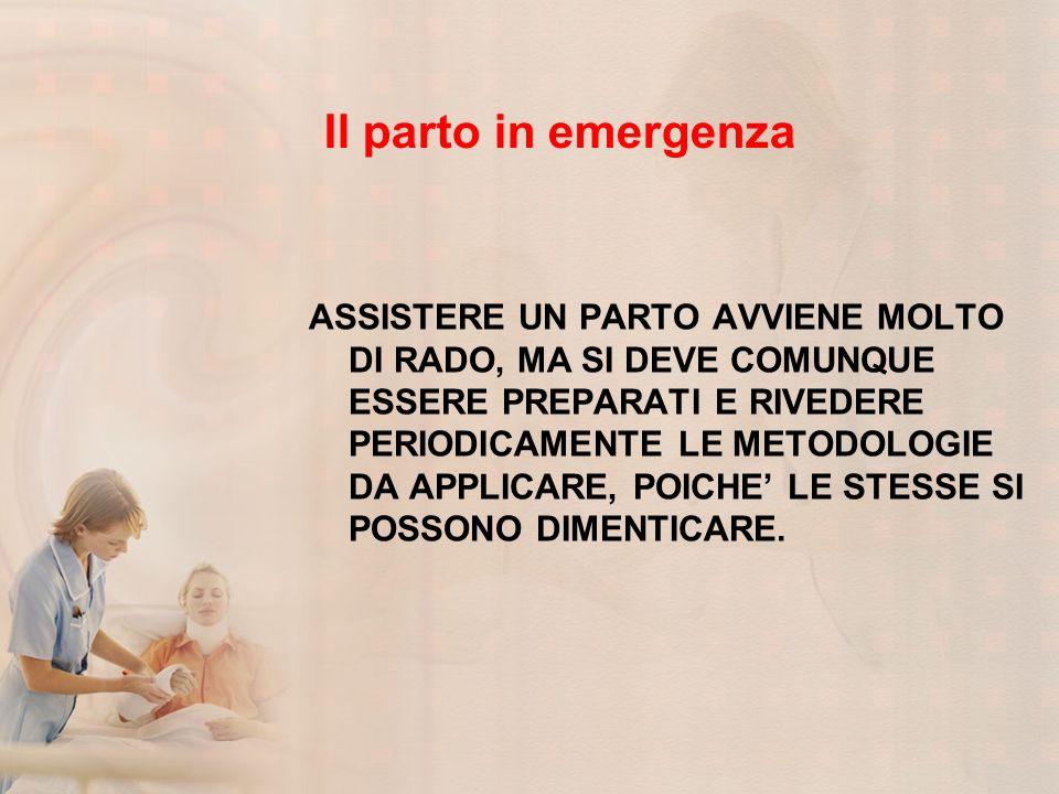 Il parto in emergenza