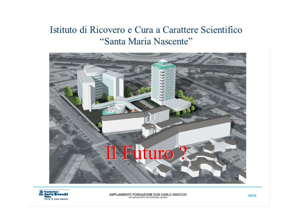 Il Futuro Istituto di Ricovero e Cura a Carattere Scientifico