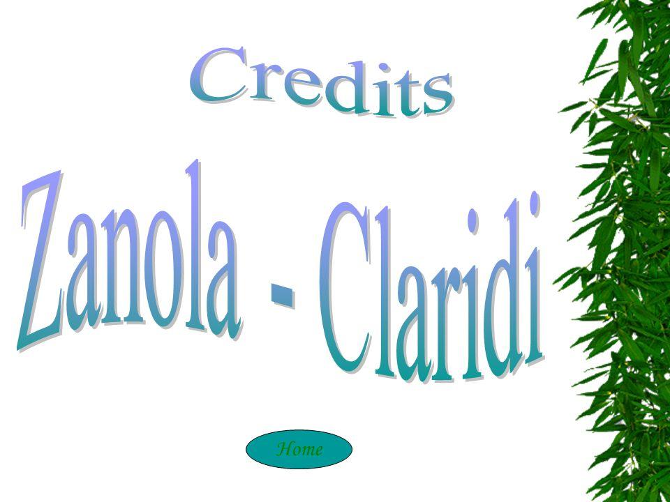 Credits Credits Zanola - Claridi Home
