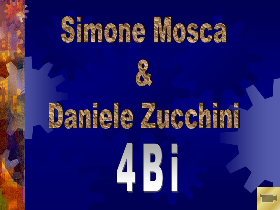 Simone Mosca & Daniele Zucchini 4Bi