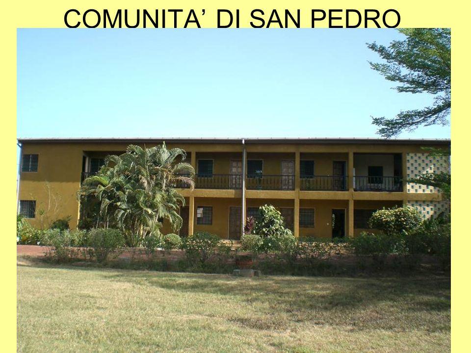 COMUNITA' DI SAN PEDRO