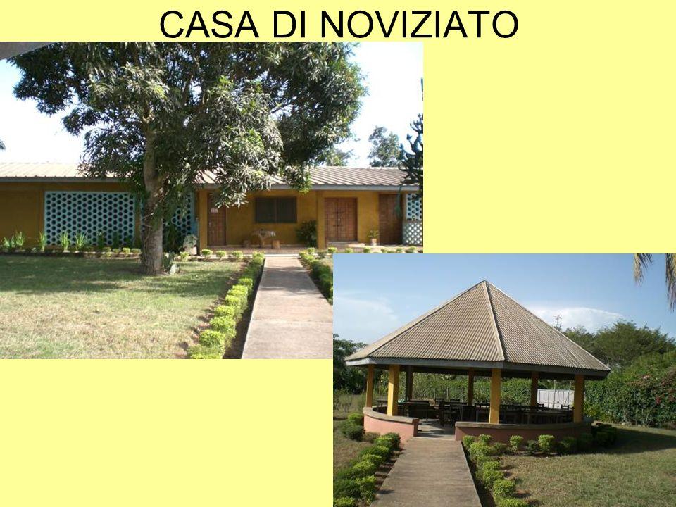 CASA DI NOVIZIATO