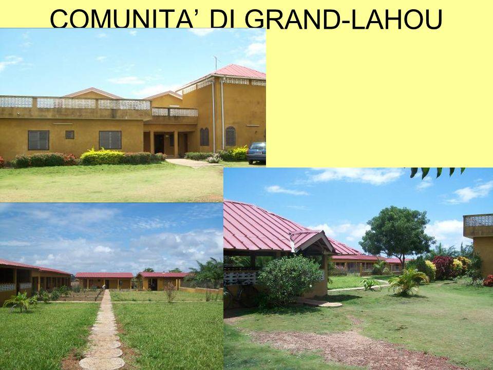 COMUNITA' DI GRAND-LAHOU