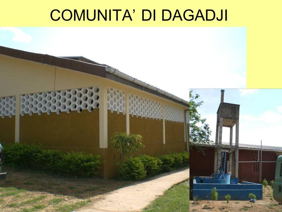 COMUNITA' DI DAGADJI