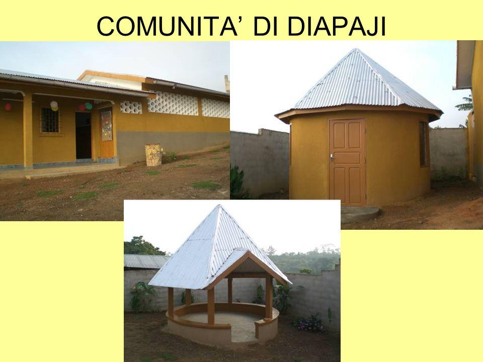 COMUNITA' DI DIAPAJI