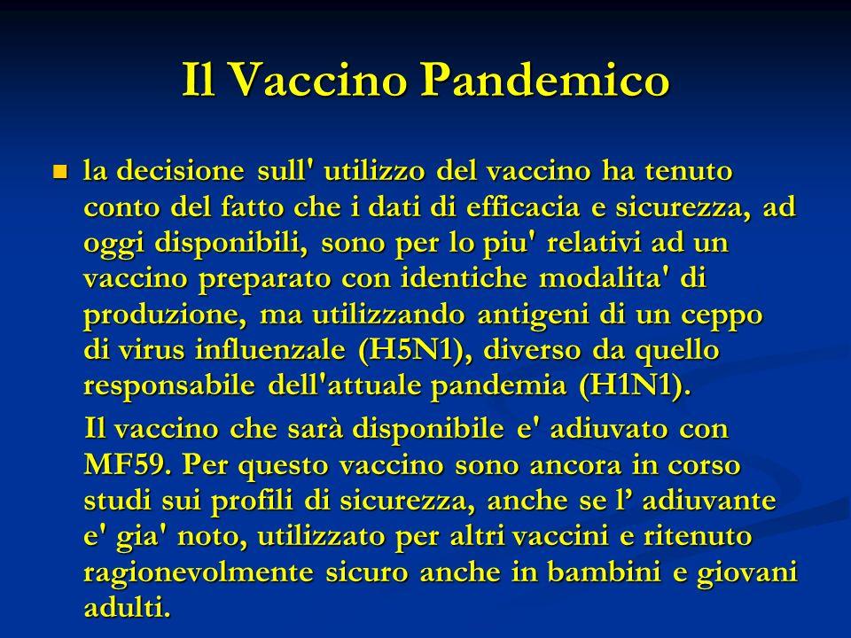 Il Vaccino Pandemico