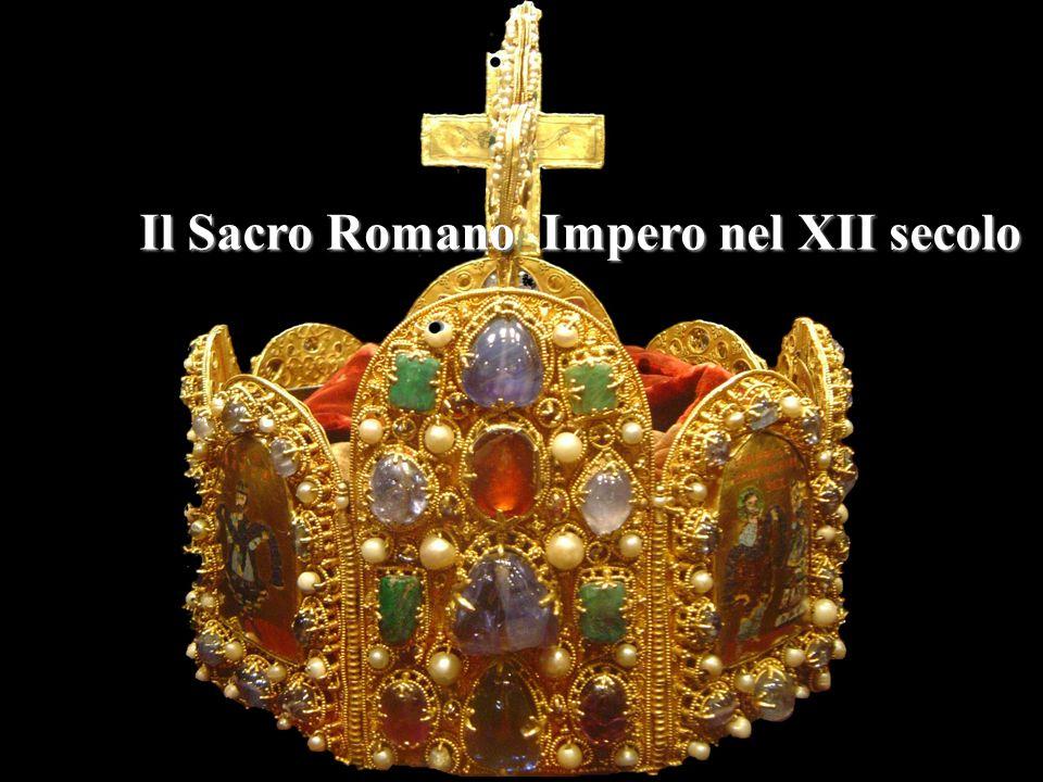 Il Sacro Romano Impero nel XII secolo
