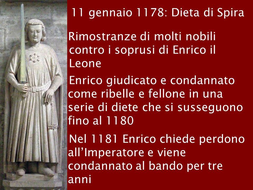 11 gennaio 1178: Dieta di Spira