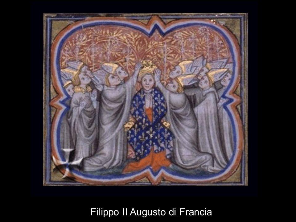 Filippo II Augusto di Francia