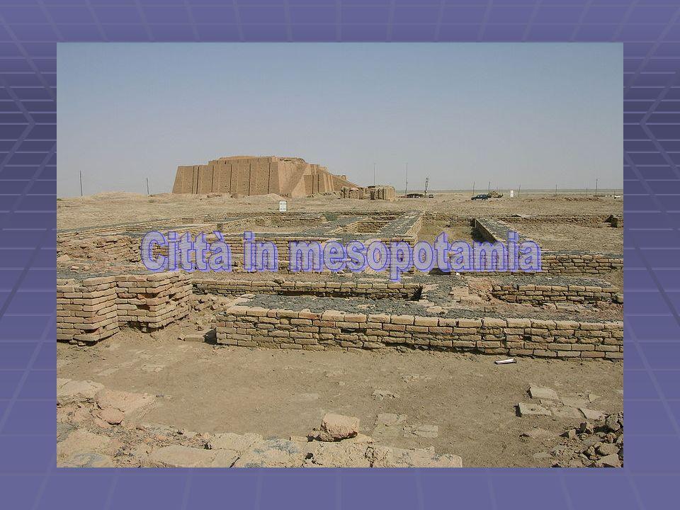 Città in mesopotamia