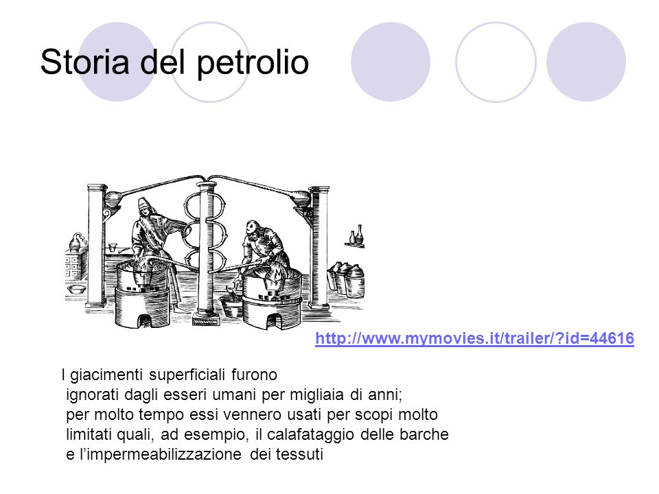 Storia del petrolio http://www.mymovies.it/trailer/ id=44616