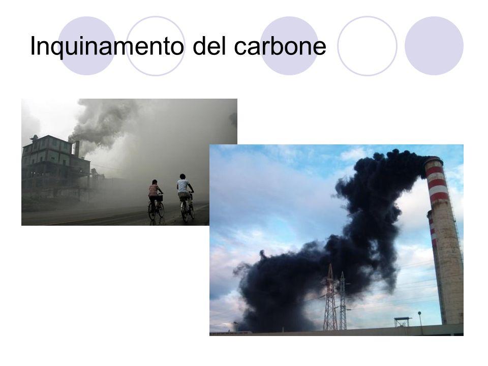 Inquinamento del carbone