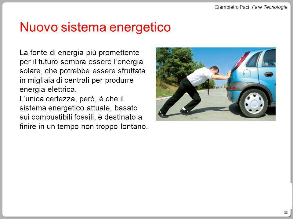Nuovo sistema energetico