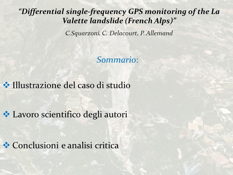 C.Squarzoni, C. Delacourt, P. Allemand