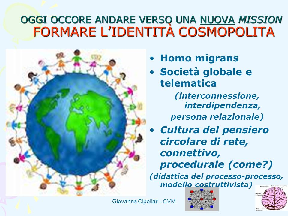 (interconnessione, interdipendenza,