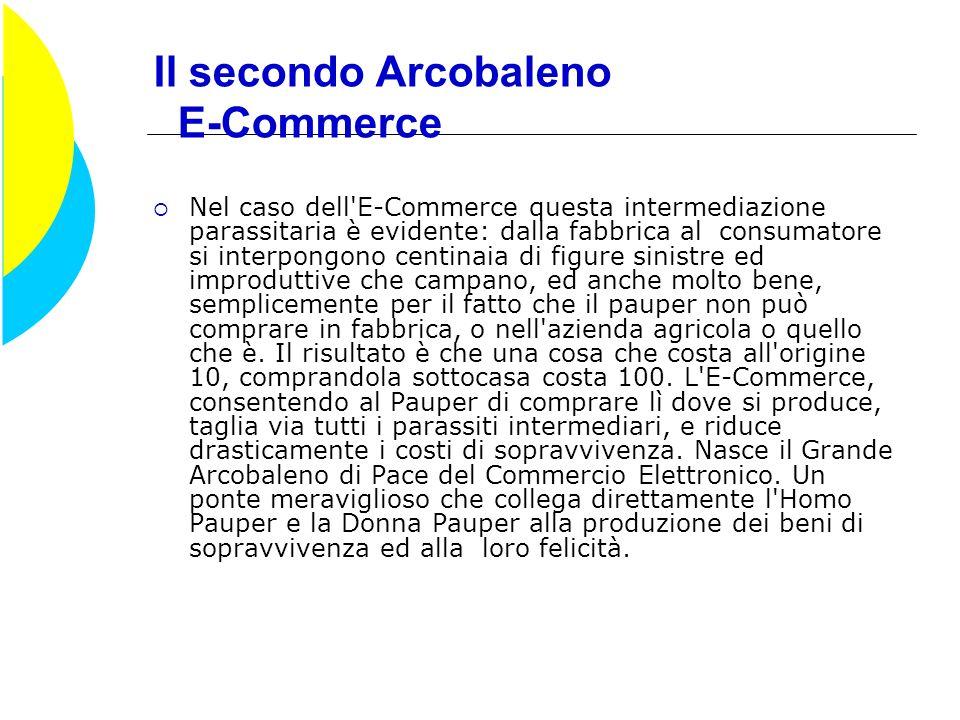 Il secondo Arcobaleno E-Commerce