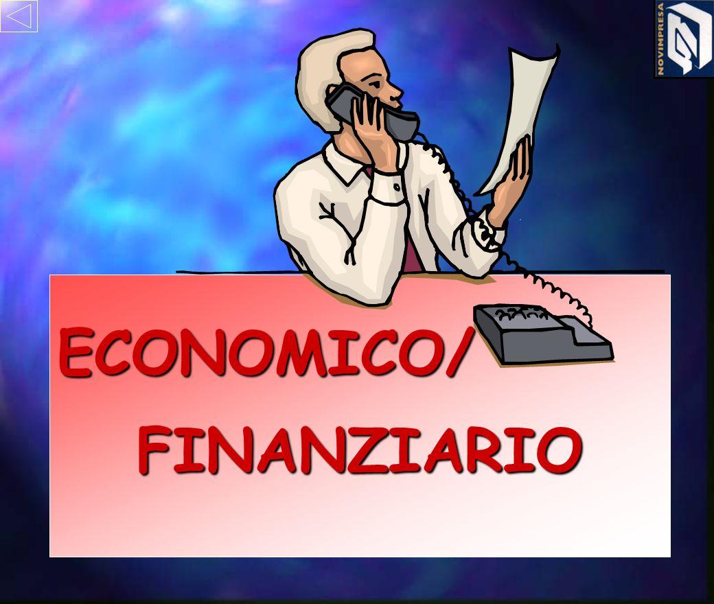 ECONOMICO/ FINANZIARIO