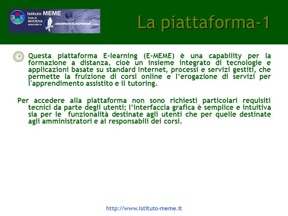 La piattaforma-1