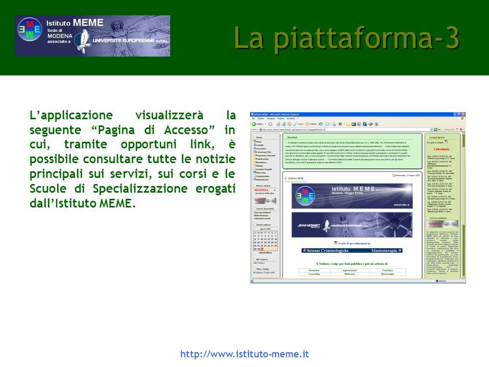 La piattaforma-3